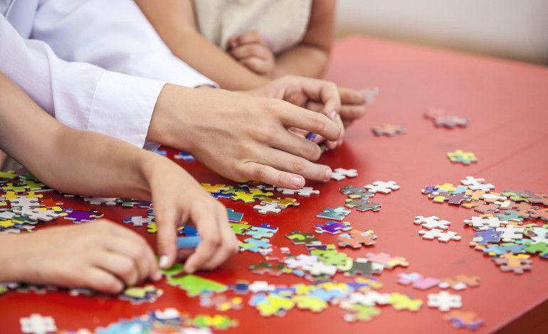 2. Türkiye Puzzle Hız Yarışması