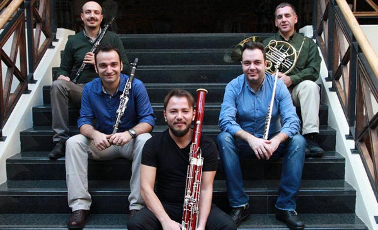 Camerata Istanbul Wind Quintet