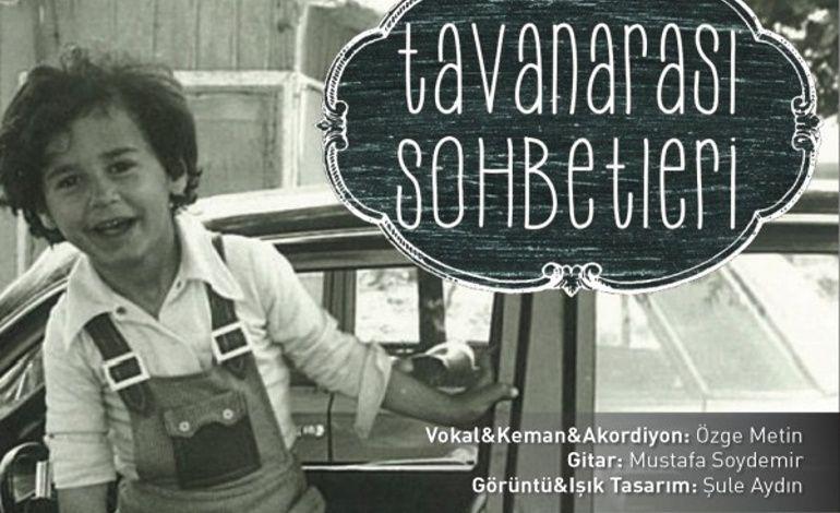 Enver Aysever'in Yeni Gösterisi - Tavan Arası Sohbetleri