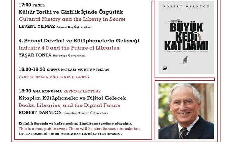 Kültür Tarihi ve Kütüphaneler: Geçmiş ve Gelecek