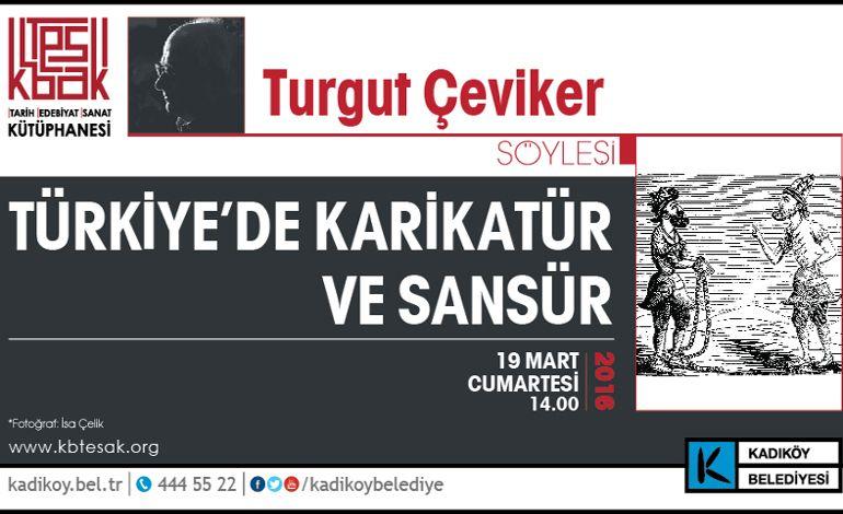 Türkiye'de Karikatür ve Sansür Söyleşi