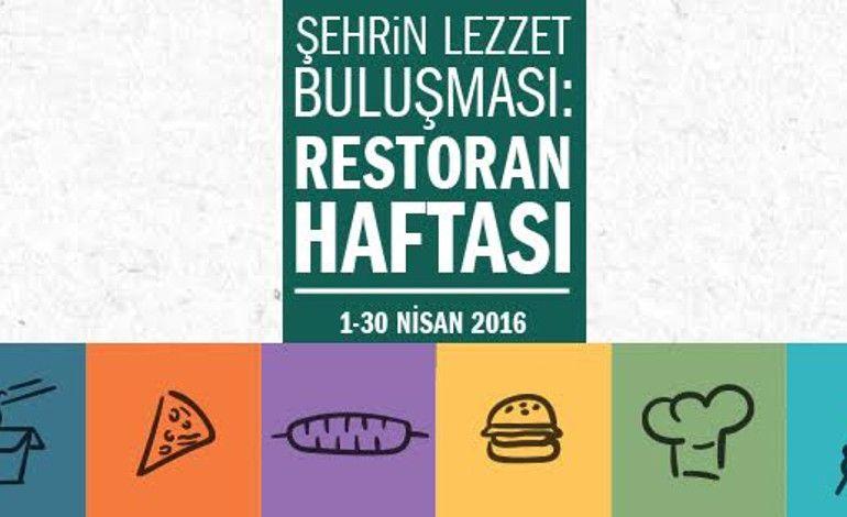 7. Restoran Haftası Sokak Lezzetleri Temasıyla 7 Şehirde Başlıyor