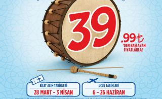 Anadolujet'ten Erken Ramazan Kampanyası