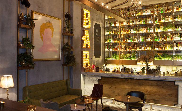 Kokteylin Yeni Adresi: 5 Cocktails&More