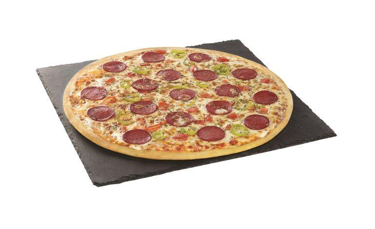 Türkler En Çok Etli Pizza Tüketiyor