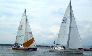 Viaport Marina Cup'ta Yelkenler Yine Fora!