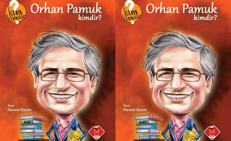 Çocuklar, Nobel Ödüllü Yazar Orhan Pamuk ile Tanışıyor