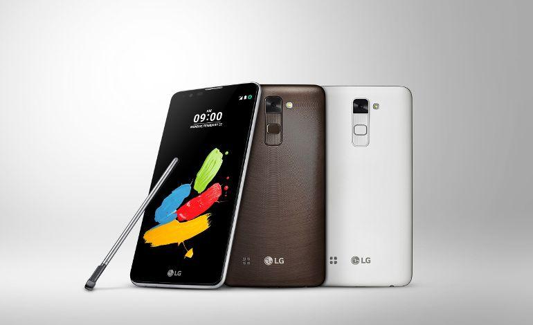 Yeni LG Stylus 2, MWC 2016'da Görücüye Çıkıyor