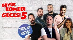 Büyük Komedi Gecesi - Stand Up
