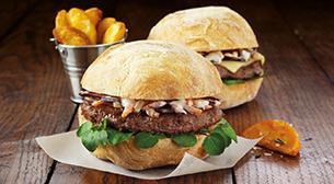 EKS Burger ve Sosları