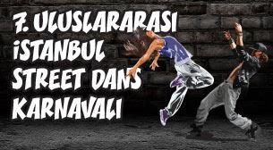 Istanbul Street Dans Karnavalı