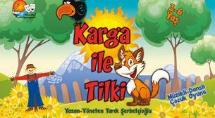 Karga ile Tilki