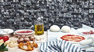 MSA- Pizzalar ve Salatalar