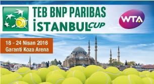 TEB BNP Paribas İstanbul Cup Eleme
