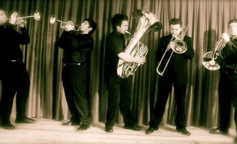 Brassomania: Dolce Brass Quintet