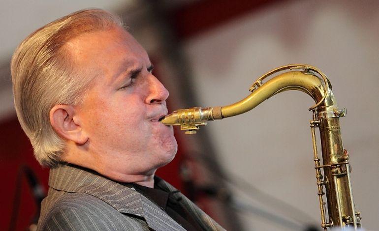 GARANTİ CAZ YEŞİLİ Scott Hamilton Quintet
