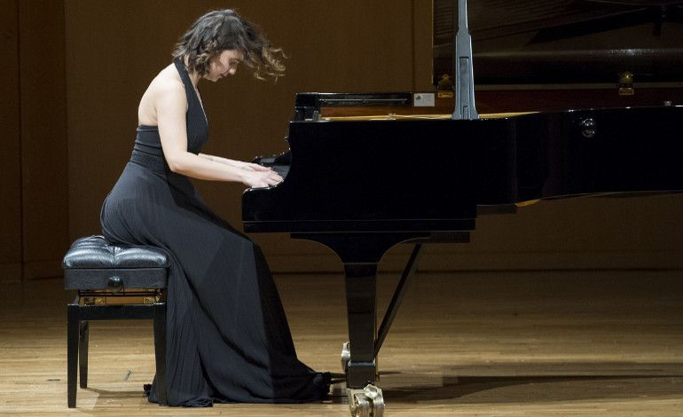Genç Piyanist Başak Merev'den Piyano Resitali