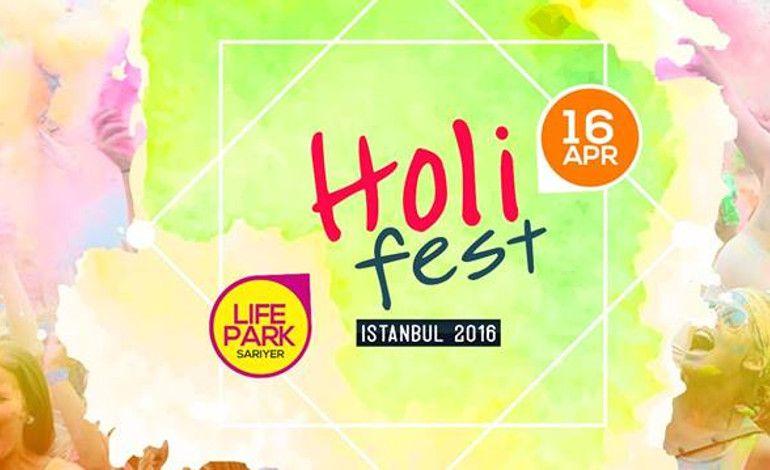 HoliFest İstanbul'16