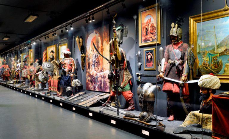 Hisart Müzesi, 23 Nisan'da Çocukları Bekliyor