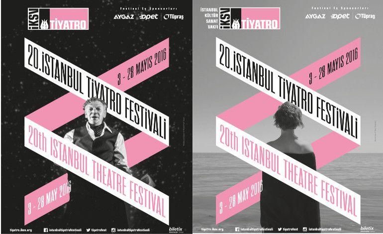 İstanbul Tiyatro Festivali Yirminci Kez Perdelerini Açmaya Hazırlanıyor