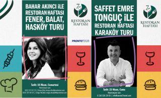 Restoran Haftası: İstanbul Semt ve Lezzet Turları