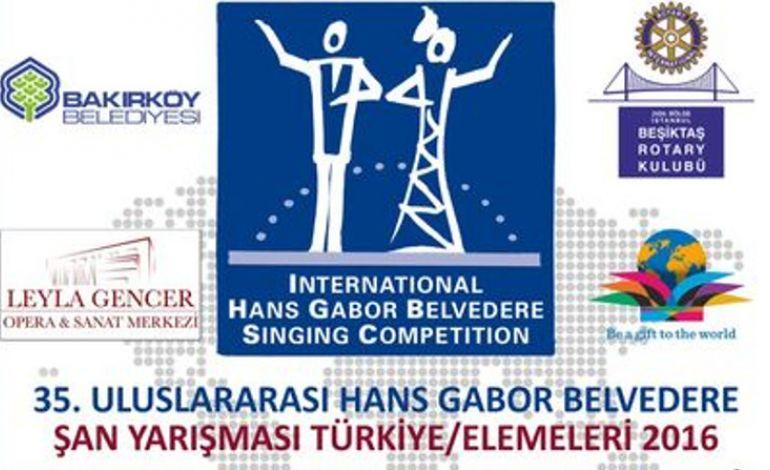 35.Uluslararası Hans Gabor Belveder