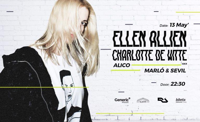 Ellen Allien - Charlotte de Witte