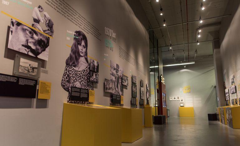 Türkiye Sinemasında Ustalar: Lütfi Akad sergisi açıldı