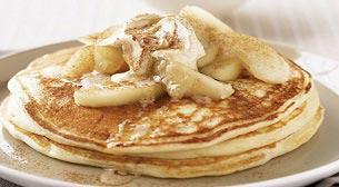 5 - 8 Yaş Pancakes