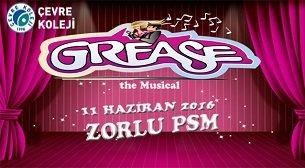 Çevre Koleji Grease Müzikali