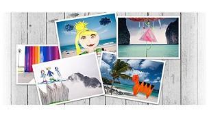 Fotoğraflardan Resimlere Oyunu