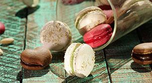 Makaron ve Çikolatalı Ganaj Yapımı