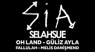 Masstival : Sia - Selah Sue-Oh Land