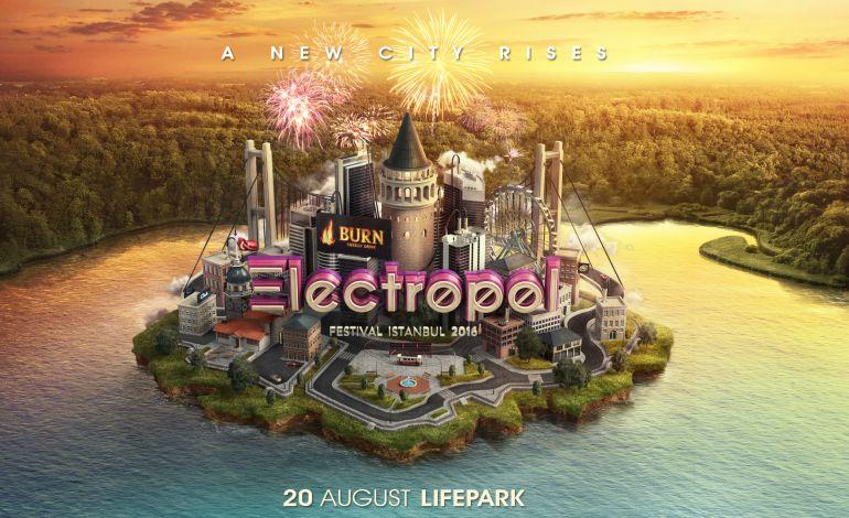 Electropol Festival Istanbul 2016