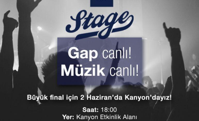 Gap Canlı! Müzik Canlı! Büyük Final