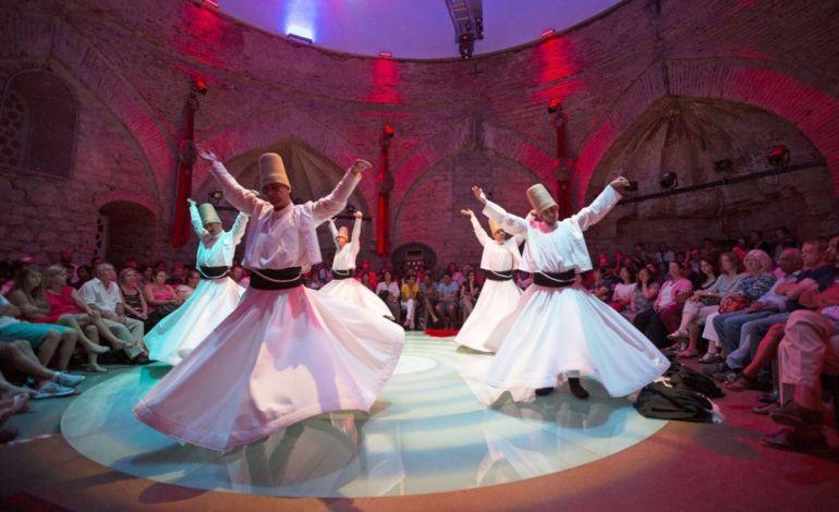 İstanbul Dervishes - Sema Ayini
