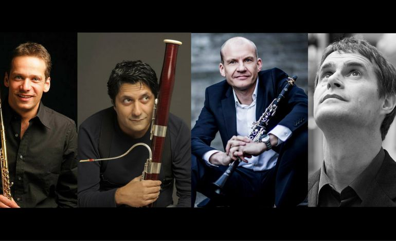 Istanbul Woodwind Festival Açılış K