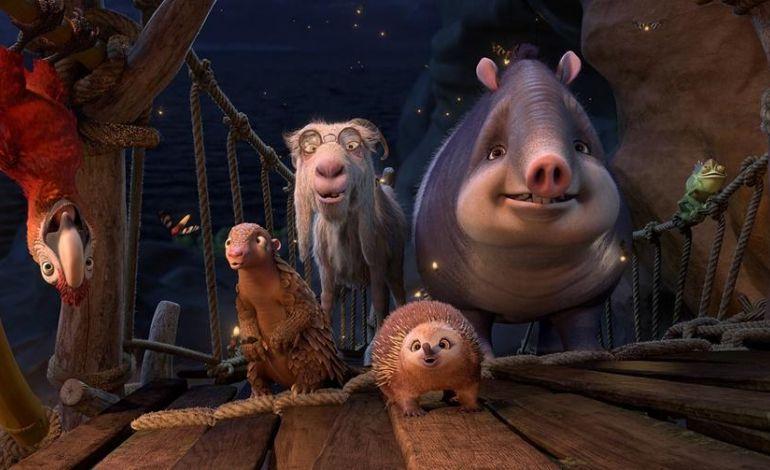 Yılın Macerası 'Robinson Crusoe' Filmine Çift Kişilik Bilet Hediye