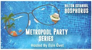 Metropool Party Series Hosted By Es