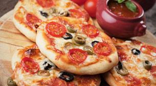 Mini Mini Pizza 3 - 5 Yaş
