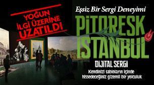 Pitoresk İstanbul Dijital Sergi