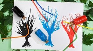 Uçuşan Ağaçlar