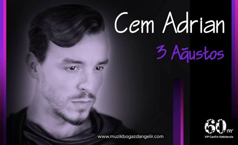 Cem Adrian - Müzik Boğaz'dan Gelir