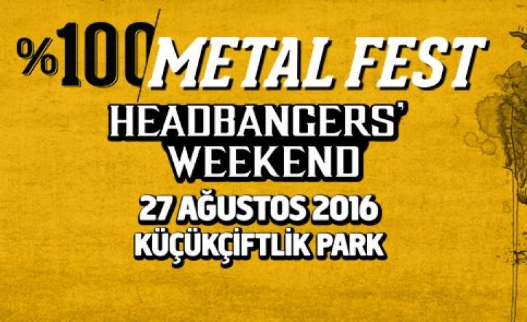 Metal Fest: Headbangers' Weekend