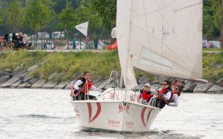 Deniz Kızı Ulusal Kadın Yelken Kupası İçin Heyecan Dorukta