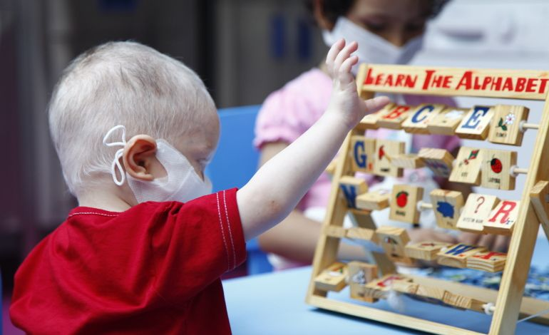 KAÇUV'un SMS Kampanyasıyla Kanserli Çocuklara Umut Olun!