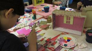 8 - 12 Yaş Hayallerle Dolu Küçük Ev