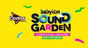 Babylon SoundGarden 2016 Çeşme