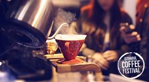 İstanbul Coffee Festival Tüm Gün
