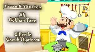 Mutfakta Biri mi Var?